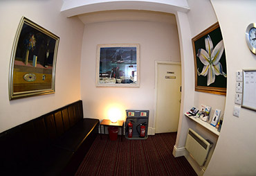 The Consulting Rooms Reception